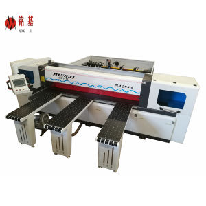 Automatic CNC Panel Saw Table Saw Machinery for Acrylic Cutting pictures & photos