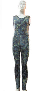 Camouflage Spearfishing Wetsuit for Diving pictures & photos