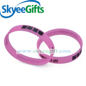 2017 Colorful Round fashion Silicone Bracelet pictures & photos