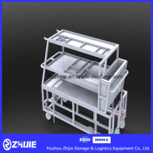 Packing and Transporting Material Tool Cart