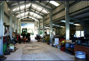 Industrial Steel Structures Shed Storage for Africa