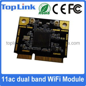 Mt7612e Dual Band 11AC 1200Mbps Mini Pcie Embedded Wireless WiFi Module pictures & photos