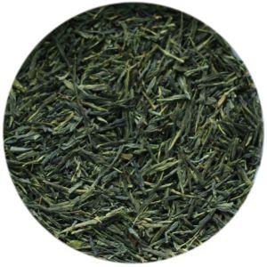 Bio Sencha Green Tea Leaf--Ec834/2007 and Nop 100% Standard pictures & photos