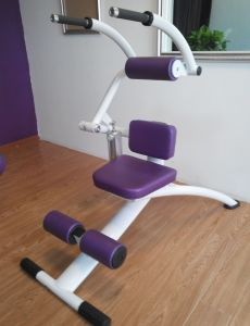 Hydraulic Circuit Training Equipment / Ab Crunch & Back Extension (SH2-01) pictures & photos