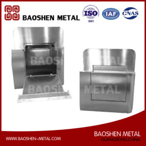 Stainless Steel Sheet Metal Forming Fabrication Machinery Parts for Box/Shell/Cabinet pictures & photos