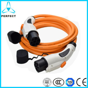 Car Plug Saej1772 EV Charge Coupler pictures & photos