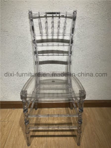 High Quality Plastic Chiavari, Clear Tiffany Chair, light Banquet Chair pictures & photos