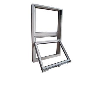 Modern Single Hung Window Aluminium Bathroom Window Designs pictures & photos