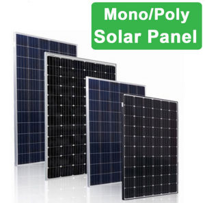1.5kw Grid PV Solar Power System with Solar Panel pictures & photos