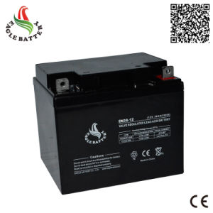 12V 38ah AGM Mf Lead Acid Rechargeable Battery