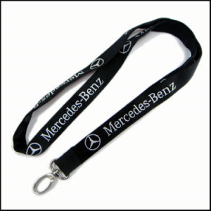 Promotion Woven Hand Knitting Custom Lanyard for Neck pictures & photos