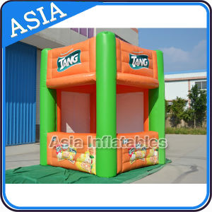 Outdoor Used Inflatable Ticket Booth Kiosk Tent / Inflatable Bar Booth / Inflatable Booth / Inflatable Booth Kiosk, Inflatable Ticket Booth pictures & photos