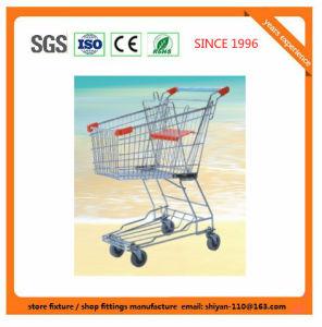 Shopping Supermarket Retail Trolley Carts 9278