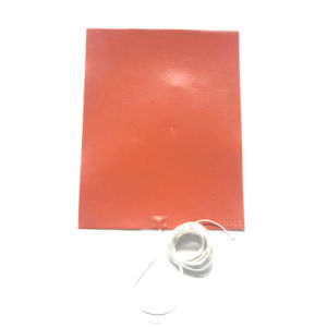 Flexible Silicone Heater for Medical Equipment pictures & photos