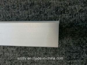 6000 Alloy Anodised Aluminum/Aluminum Extruded Rectangular Tube pictures & photos