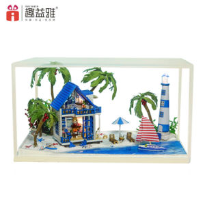 Mini Villa Model House for Friends′ Gift pictures & photos