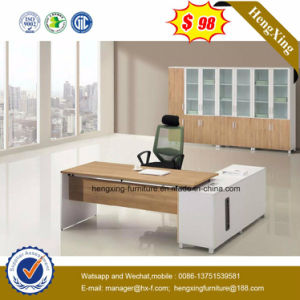 Melamine Executive Office Desk (table) Modern Office Furniture (HX-NT3259) pictures & photos