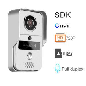 Smart WiFi Video Doorbell for Smartphones & Tablets, Wireless Video Door Phone, IP Wi-Fi Camera