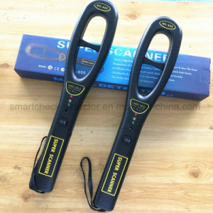 MD800 Hand Hold Metal Detector Long Range Gold Metal Detector pictures & photos