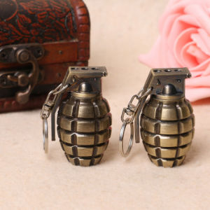 Emulated Hand Grenade LED Flashlight with Laser Pointer pictures & photos