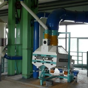 Mill Machine and Adjustable Grain Mill /Cassava Flour Processing Plant pictures & photos
