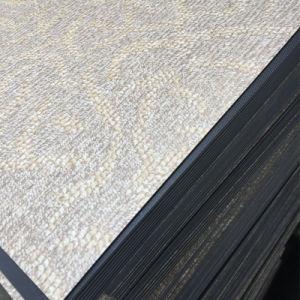 Carpet Grain PVC Vinyl Floor Tiles, 18′′x18′′ or 24′′x24′′ pictures & photos
