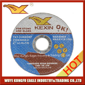 Angle Grinder En12413 Resin Abrasive Cutting Discs pictures & photos