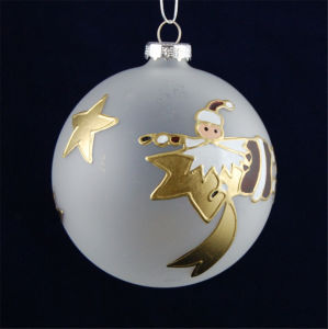 High Quality Free Sample Christmas Glass Ball Light for Christmas Decoration pictures & photos