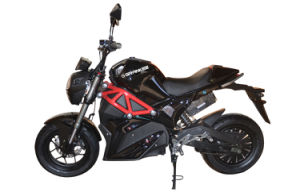 Electric Motorcycle for North America 72V 1500W with Pedal pictures & photos