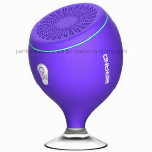 Mini Portable Wireless LED Light Bluetooth Speaker (572) pictures & photos