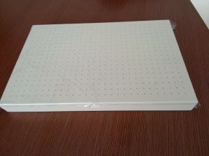 Wood Color Perforated Aluminium Honeycomb Ceiling Panels pictures & photos