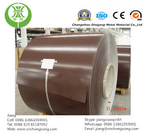 Wooden/Stone Coated Steel Coil pictures & photos