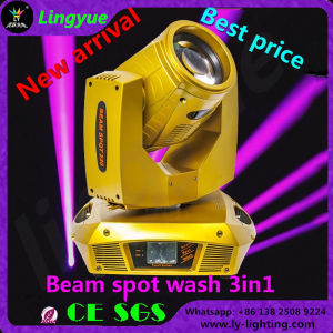 10r 280W Stage Beam Spot Wash 3in1 Moving Head Light pictures & photos