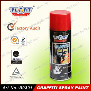 Plyfit Non Toxic Colorful Acrylic Graffiti Spray Paint pictures & photos