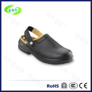 OEM Simple Design ESD Slippers for Indoor pictures & photos