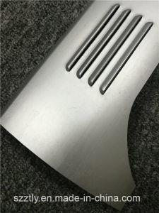 Custom Matt Anodised Silver Aluminium Extrusion Machined Parts pictures & photos