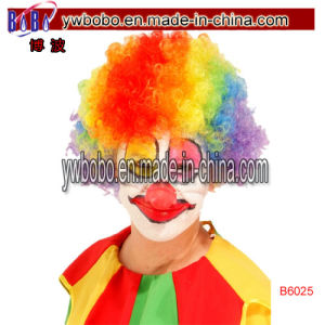 Afro Clown Wig Yiwu China Express Hair Wig (BO-6025) pictures & photos