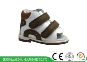 Grace Ortho Shoes Baby Shoes Leather Sandals pictures & photos