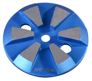 Diamond Segment Concrete Grinding Wheel for Stonekor pictures & photos