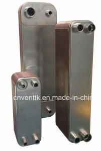OEM for Chiller Heat Pump Air Conditioner Factory Brazed Plate Heat Exchanger pictures & photos