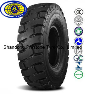 Double Coin Radial Tubeless OTR Tyre for Loaders Dozers Graders pictures & photos