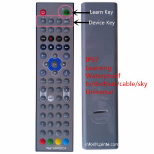 IP67 Remote Control for Waterproof LCD TV (LPI-W061) Healthcare Clean pictures & photos