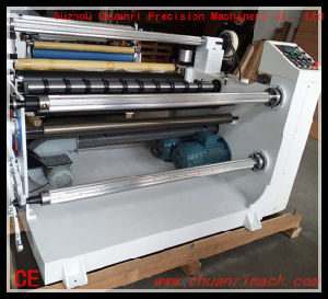 Using in The Printing/Packing/Electronic/Leather Industry Laminating Slitting Machine pictures & photos