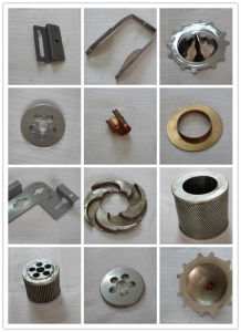 Die Stamping Metal Stamped Parts Stamped Parts pictures & photos