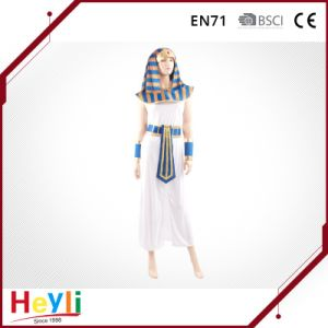 New Design Beautiful Party Egypt Queen Princess Cosplay Costume pictures & photos