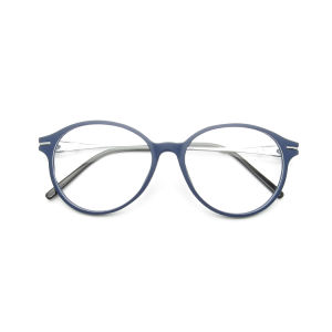 Sell Well Ti3002 Exquisite Comfort Light Durable Big Size Optical Frame pictures & photos