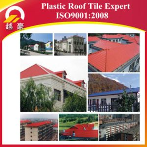 3layers 15years Warranty Apvc Building Materials Roofing Tile pictures & photos