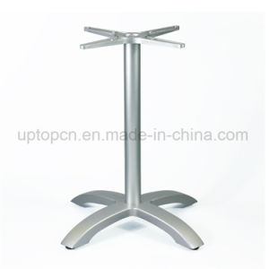 Wholesale Foldable Aluminum Polish Table Base (SP-ATL223) pictures & photos