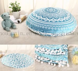 OEM Big Size Round Classical Bolster Pillow Cushion pictures & photos