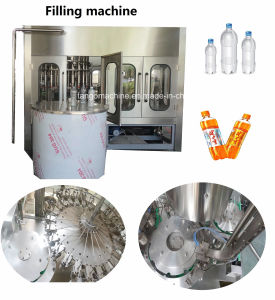 Full Line Production Machinery for Fruit Juice pictures & photos